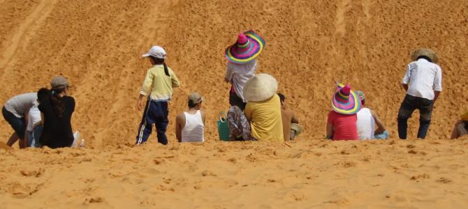 Vietnam – Die Sanddünen von Mui Ne