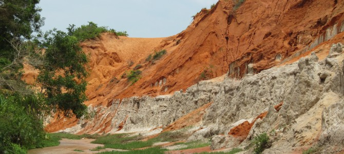 Vietnam – Mui Ne – Red Canyon