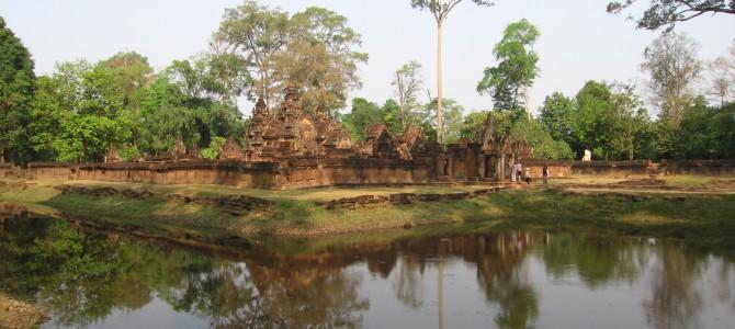 Reisebericht Kambodscha – 3. Angkor Tag 2