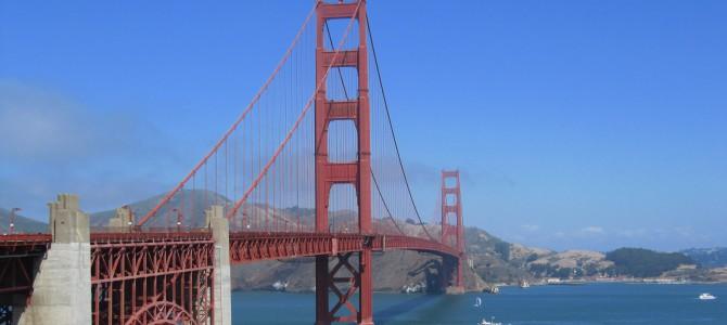 San Francisco – Fahrradtour über die Golden Gate Bridge nach Tiburon