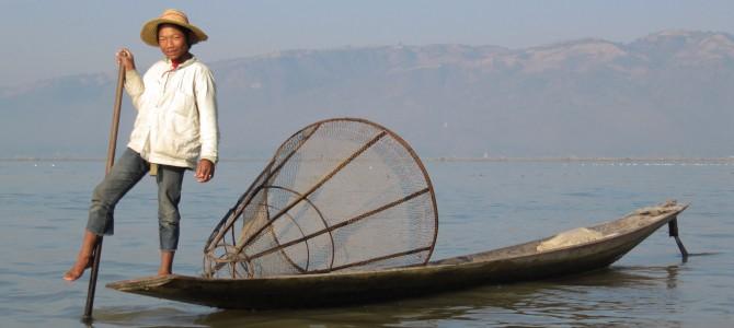 Reisebericht Myanmar 12. – Inle See und Indein