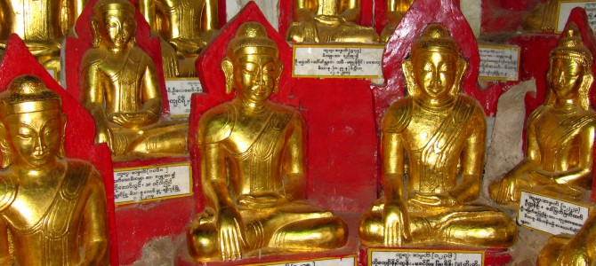 Reisebericht Myanmar 11. – Pindaya