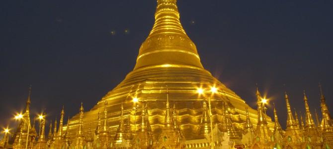 Reisebericht Myanmar 13. – Yangon