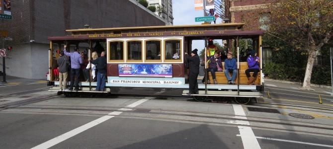 San Francisco zu Fuß