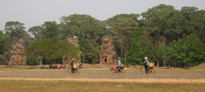 Reisebericht Kambodscha – 2. Angkor Tag 1