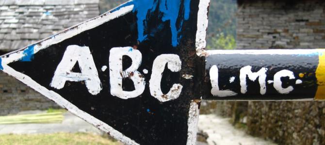 Nepal – Annapurna Base Camp -Trekking-Tour 1