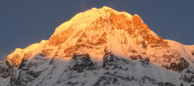 Nepal – Annapurna Base Camp -Trekking-Tour 2