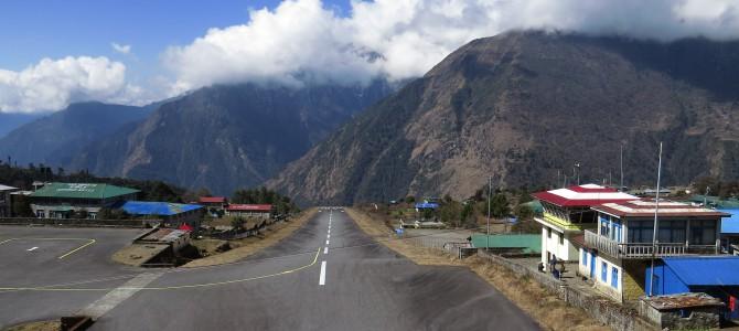 "Nepal – Lukla ""Tenzing-Hillary Airport"""
