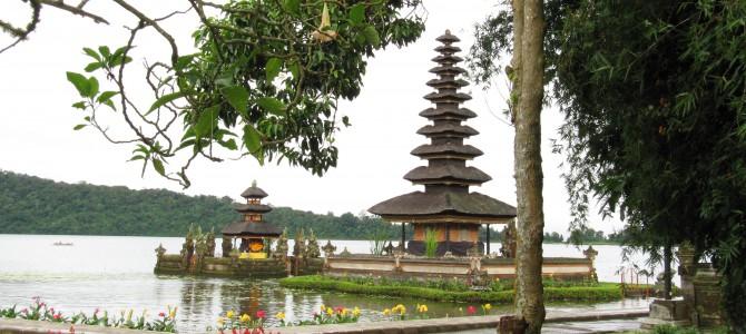 Bali – Bedugul, Kopi Luwak, Klettern und Kultur
