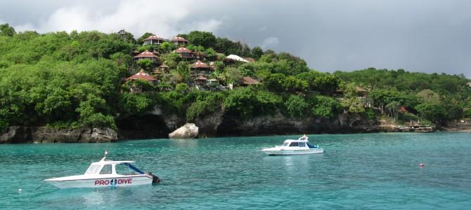 Bali – Bootsausflug zur Insel Lembongan
