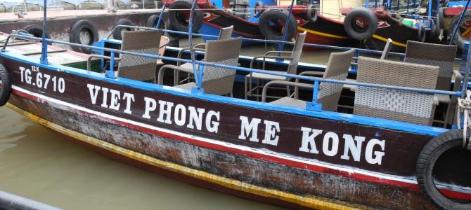 Vietnam – Das Mekong-Delta Teil 1