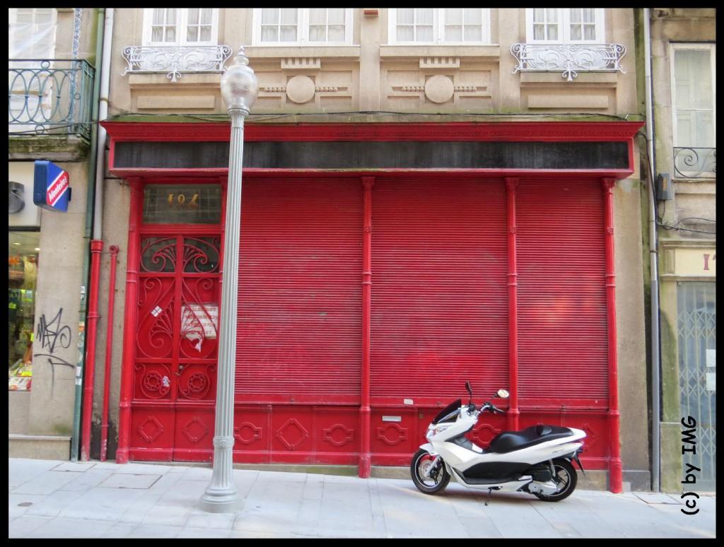 07.07.14 Porto Fassade