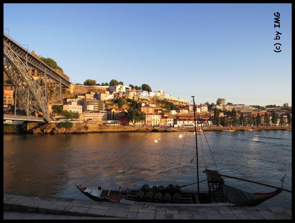 21.07.14 Douro Abendstimmung 2