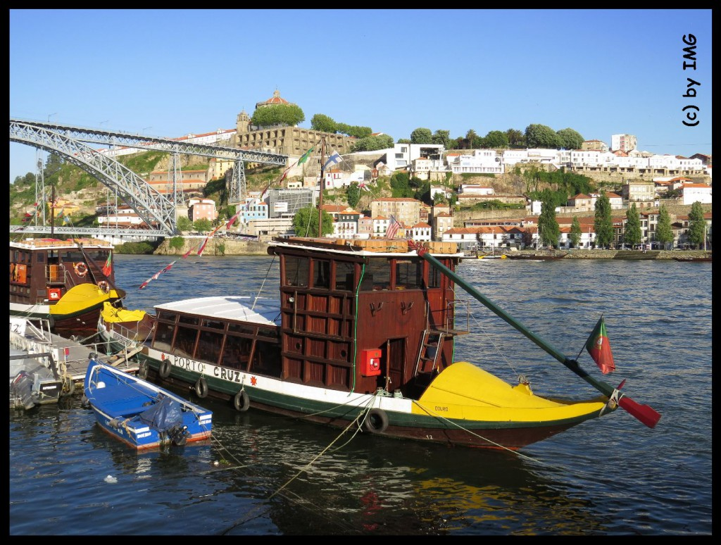 21.07.14 Douroufer mit Boot
