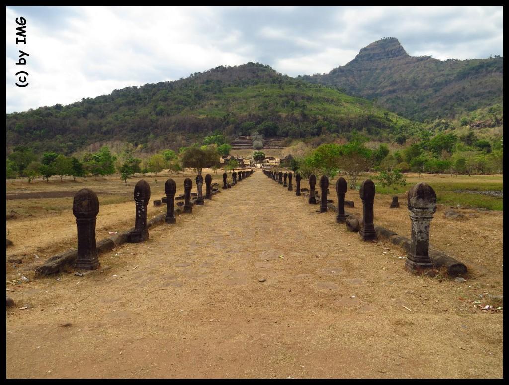 26.07.14 Linga Allee Vat Phou