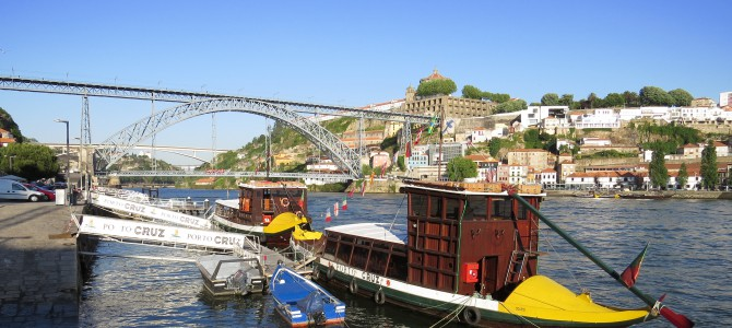 Portugal – Porto – Bootsfahrt auf dem Douro