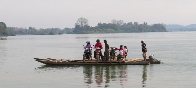 Laos 5 – Morgenstimmung am Mekong