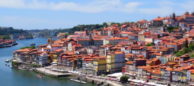 Portugal – Porto – Die Ribeira und das Douroufer