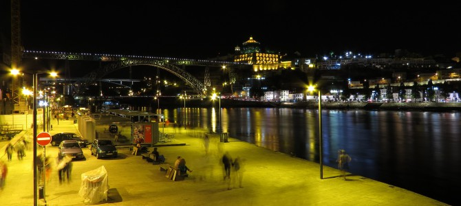 Portugal – Porto by Night