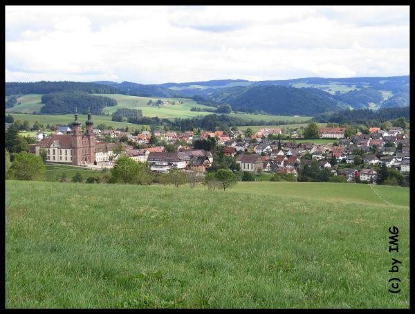 St. Peter Kandelhöhenweg