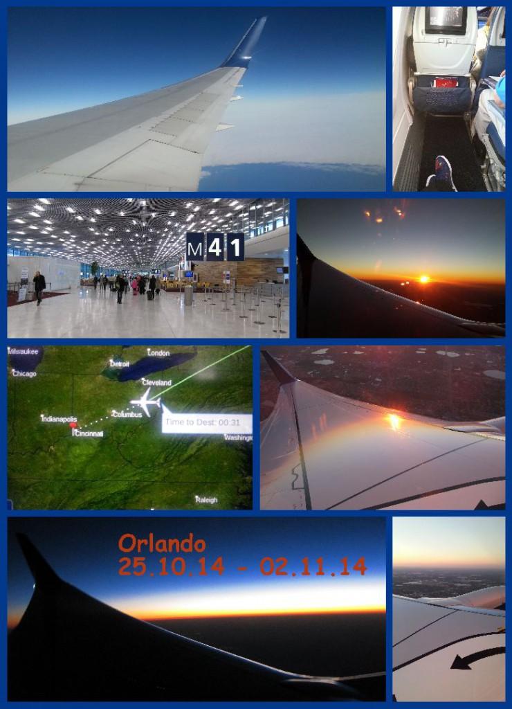 07.12.14 Flug Orlando