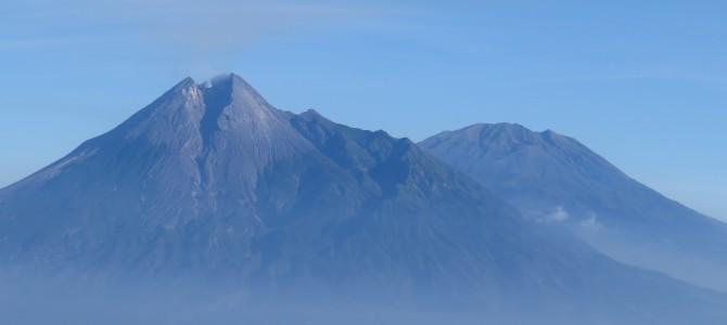 Indonesien – Java – Ausflug zum Vulkan Merapi