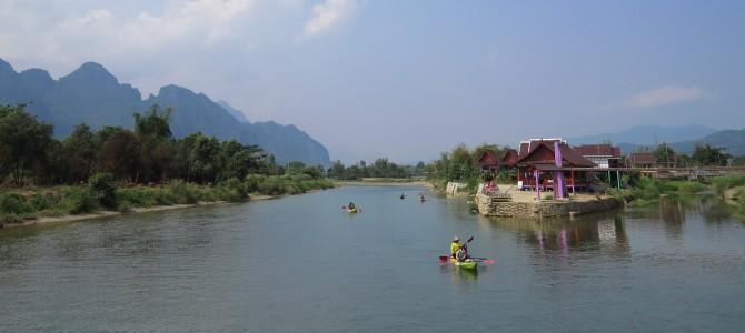 Laos 8 – Vang Vieng
