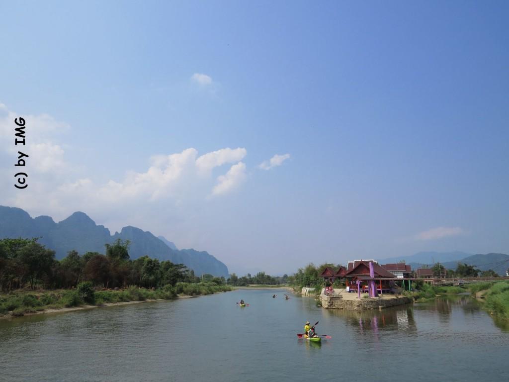 vang vieng-laos-river-nam xong
