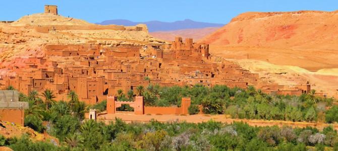 Marokko – Ait Ben Haddou