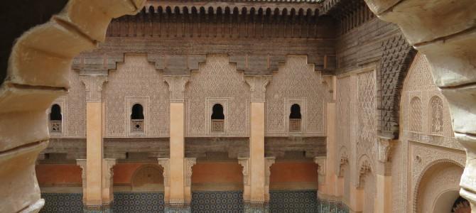 Marrokko – Marrakech – Maison de la Photographie und die Koranschule