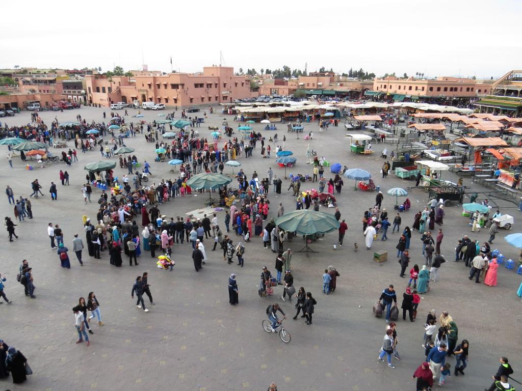 Platz Marrakech