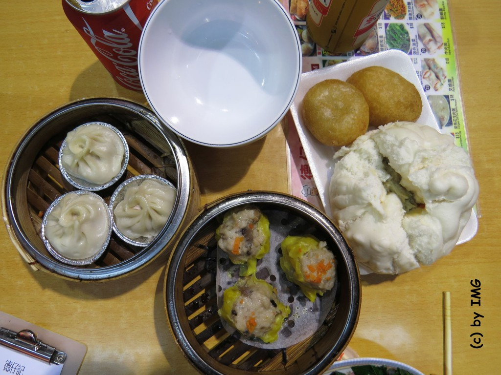 Dim Sum Essen Hongkong Restaurant