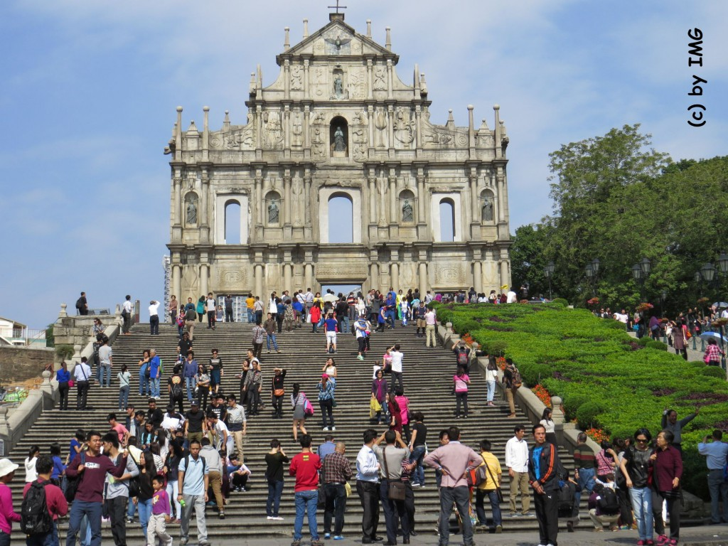 Macau Casino Fähre Hongkong