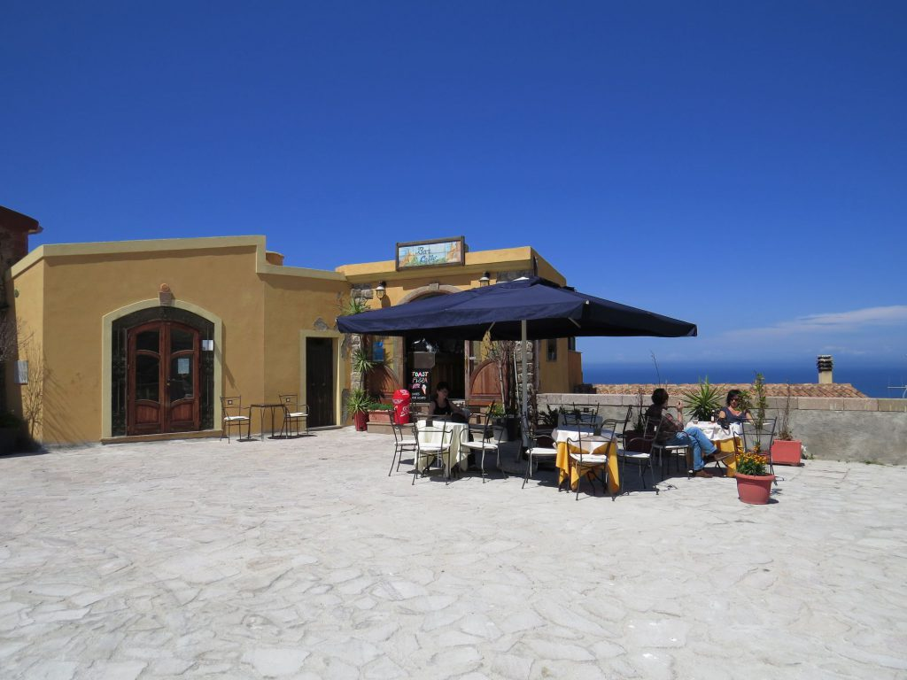 Sardinen Cappuccino Castelsardo
