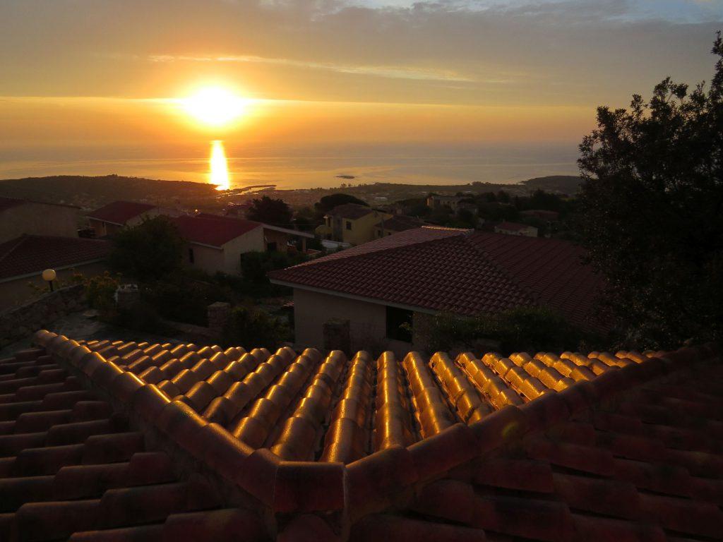 Sardinien Sunset