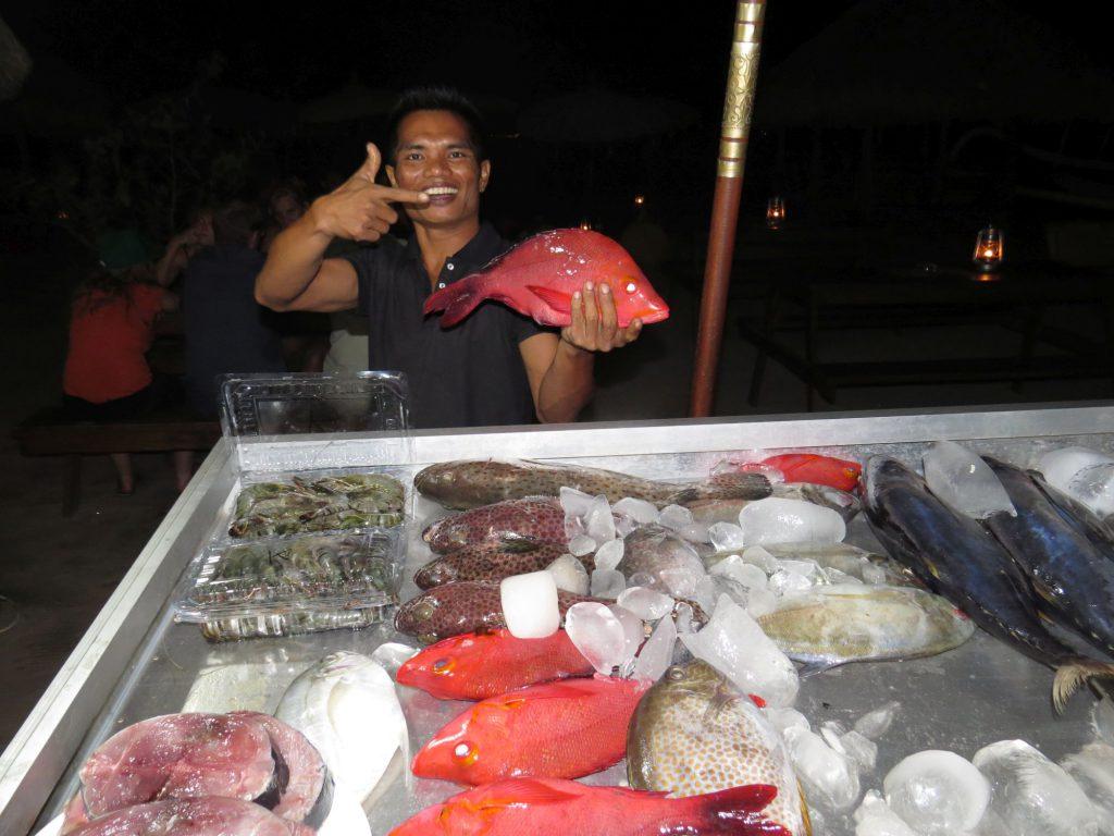 Fish Gili Trawangan