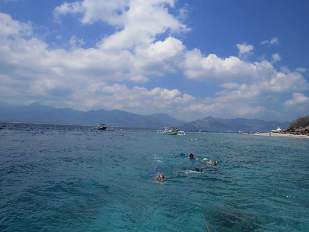 Gili Trwangan Snorkeling