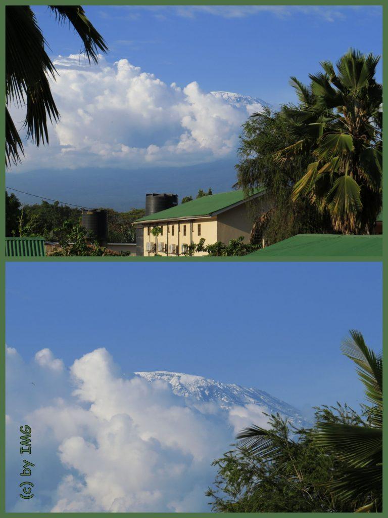 Kilimandscharo Kilimanjaro Moshi Tansania