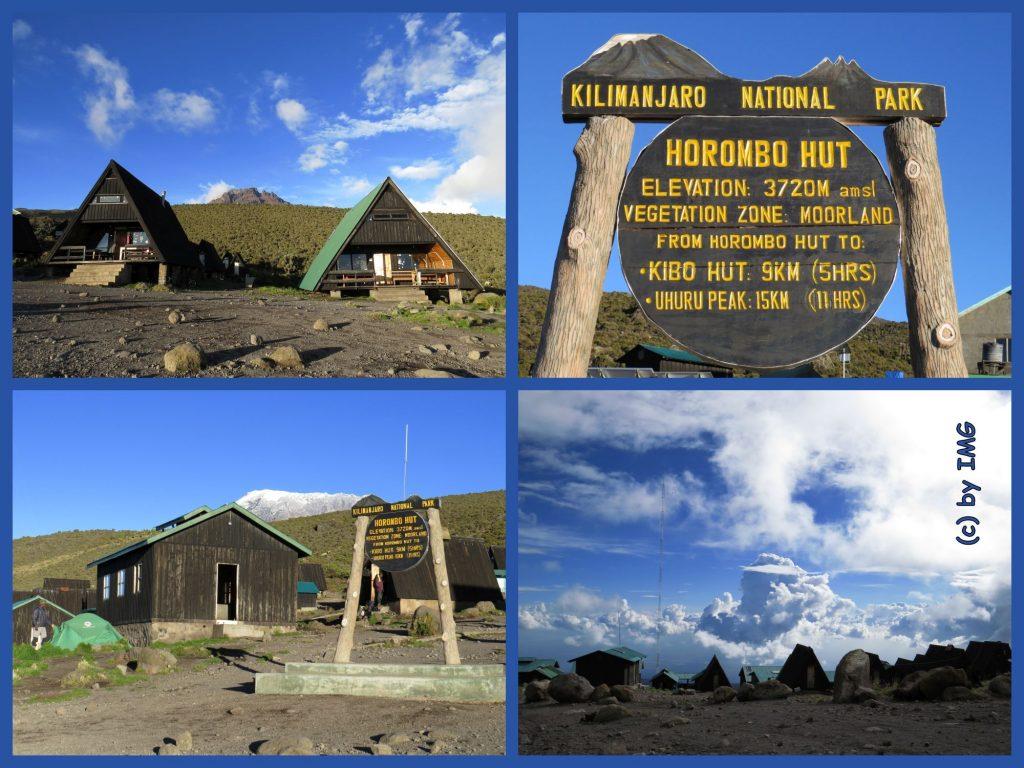 Horombo Hut Kilimnajaro