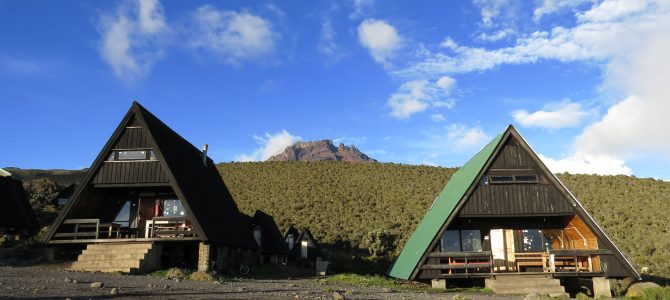 Kilimandscharo – Vom Mandara Hut zum Horombo Hut auf der Marangu Route