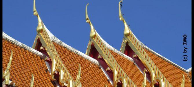 Wat Benchamabophit – der Marmortempel