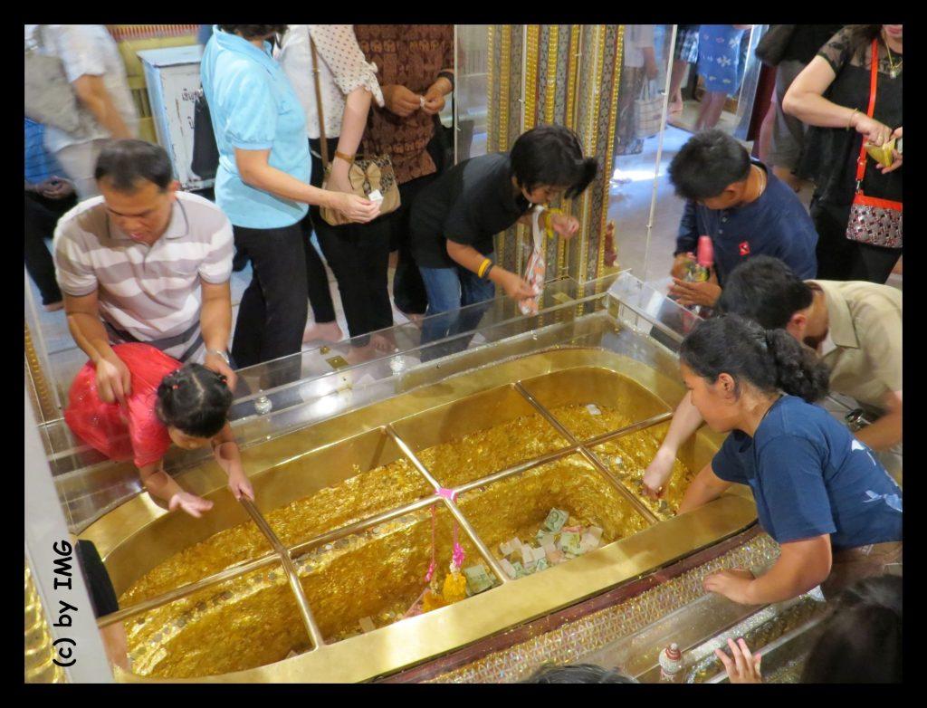 Saraburi Wat Phra Phutthabat Thailan