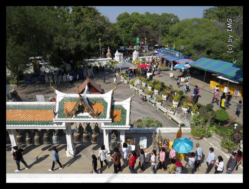 Saraburi Wat Phra Phutthabat Thailand
