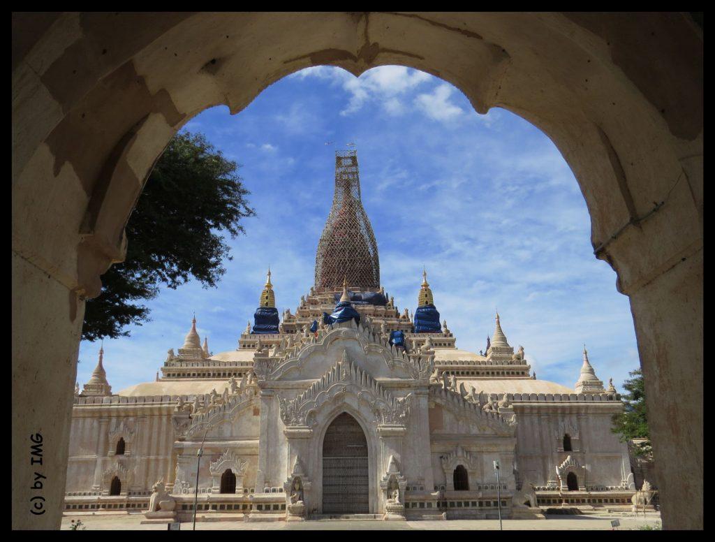 Ananda Tempel Bagan Myanmar