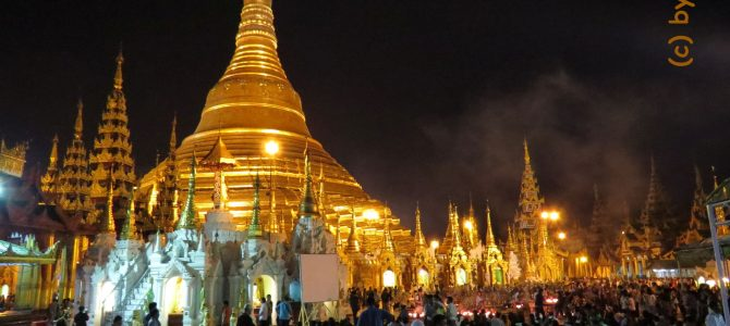 Mingalabar – Welcome back to Yangon