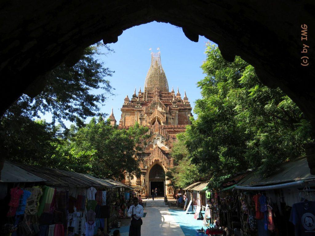 Htilominlo Bagan Myanmar Tempel