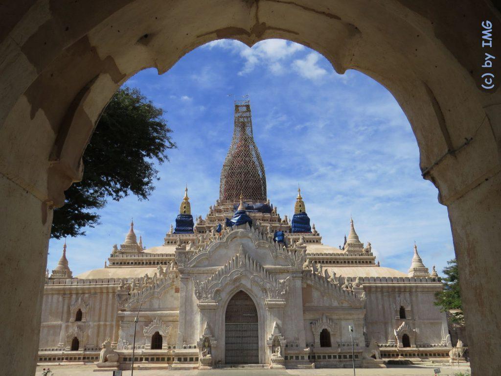 Ananda Bagan Myanmar Burma