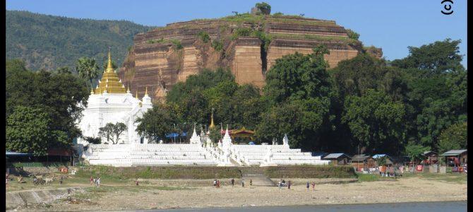Relaxen auf dem Irradwaddy – Fahrt nach Mingun